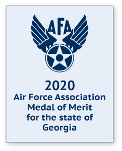 AFA award for state of Georgia