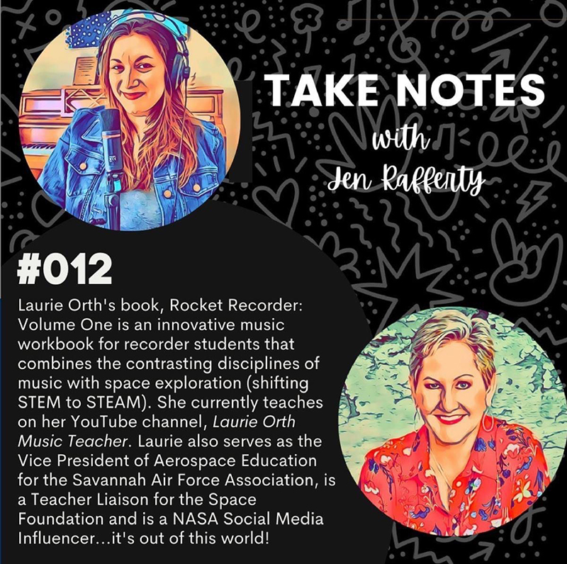 Take Notes with Jen Rafferty